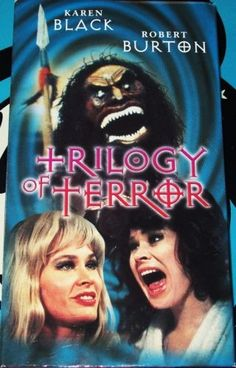 doll from trilogy of terror | Trilogy of Terror-to this day when I see a tiki doll...and the ending ...