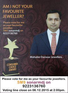 please vote ......