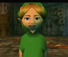 Majora's Mask Creepypasta (BEN DROWNED)   Know Your Meme