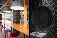 Sushi Planet Restaurant by Xtra Shiny, Adelaide – Australia » Retail Design Blog