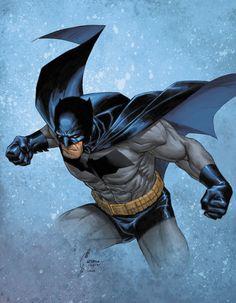Batman - Joe Quesada, Colors: Jeremy Colwell