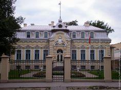Belarusian embassy // Vilnius, 2013 #travel #Lithuania #Vilnius #Belarus #embassy