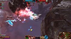 Dragons and Titans is a Free to Play MOBA [Multiplayer Online Battle Arena] Game with classic RPG elements