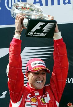 Michael Schumacher - F1 x7 winner