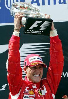 Michael Schumacher - F1 x7 winner