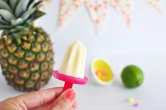This Pineapple Whip Ring Pop is definitely not your average ring idea!