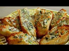Cheese Garlic Bread Recipe Everyone loves Garlic bread right!!!  here is a simple recipe for you. We would like to watch this and comment!!