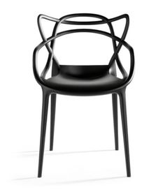 Masters Chair designed by Philippe Starck for Kartell.