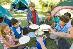 Camping Recipes for a Crowd