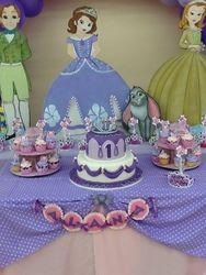 princess sophia theme birthday party - Google Search