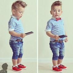 El bebé de manga corta camiseta azul con corbata + pantalones cortos de mezclilla de los niños niño ropa de moda para hombre pantalones vaqueros de la ropa twinset en Conjuntos de Ropa de Bebés en AliExpress.com   Alibaba Group