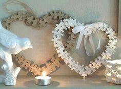Puzzelstukjes hart