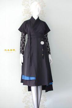 Harajuku Mode, Harajuku Fashion, Japan Fashion, Rare Clothing, Culture Clothing, Korean Traditional Dress, Traditional Dresses, Unique Fashion, Abaya Fashion