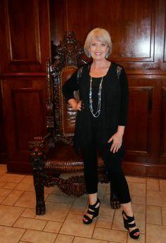 Fifty, not Frumpy: Wear It Wednesday... The Look