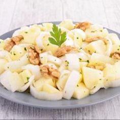Salade minceur aux endives et pomme