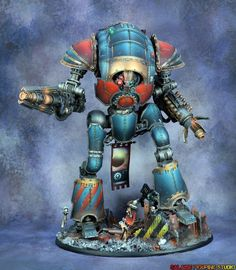 Warhammer Eldar, Sons Of Horus, Imperial Knight, Warhammer 40k Miniatures, The Grim, Space Marine, Folk, Sci Fi, Painting