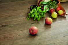 Pure organic flooring