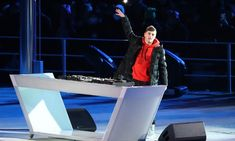 Pin#18 I like this picture because it is when Martin Garrix was performing on the Olympic closing ceremonies. He is the number one DJ in the world. He is also the youngest DJ who performed on the Olympics.