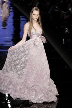 a beautiful wedding dress