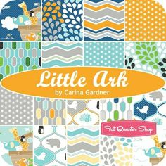 Little arc fat quarter bundle