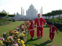 christmas places india