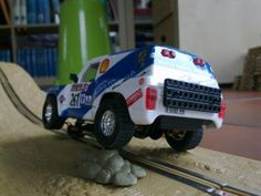 Scalextric TT Nissan Patrol - Scalextric - freeslotter Nissan Patrol, Offroad, Toys, Car, Activity Toys, Automobile, Off Road, Clearance Toys, Gaming
