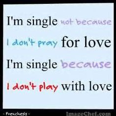 funny quotes about being a single woman