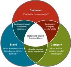 Relevant Brand Connections: Consumer, Category, and Brand