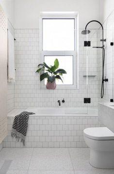 Tub Shower Combination Small Bathroom Tub Shower Combination Bathtubs Idea Shower Tub Combinations Bathtub Shower Combo For Small Bathroom Shower Tub Combination Meaning Bathroom Tub Shower, Laundry In Bathroom, Bathroom Renos, Shower Bath Combo, Small Bathroom With Bath, Shower Over Bath, Simple Bathroom, Minimal Bathroom, Bathroom Inspo