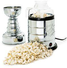 NHL Logo Stanley Cup Popcorn Maker