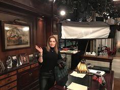 On set, Bold and Beautiful, CBS 2017