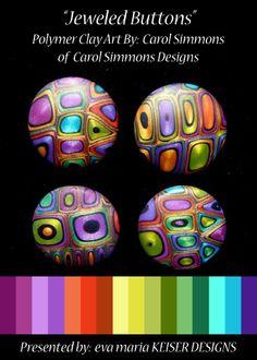 Colorway:  Carol Simmons  WEBSITE:  http://carolsimmonsdesigns.com/  BLOG:  http://carolsimmonsdesigns.com/blog/
