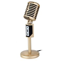 4ad0e2dc8e485 Portable Mini Stereo Recording Desktop Microphone For Computer Laptop Voice  Chat Microphones For Sing Chatting Karaoke