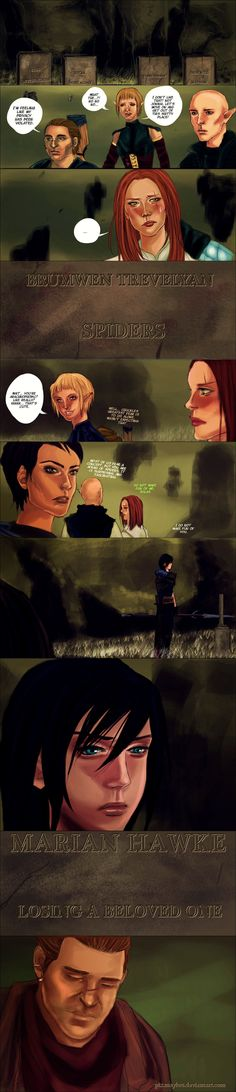 DAI - Hawke greatest fear [SPOILERS] by K-yon.deviantart.com on @DeviantArt