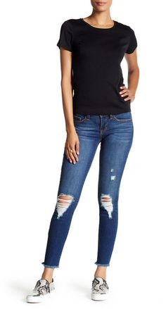 SP BLACK Low Rise Skinny Jean