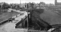 Old travel Blog photograph of the road to Inverbervie, Aberdeenshire , Scotland . A coastal Scottish town located South of Stonehaven. Inve... Aberdeenshire Scotland, Old Photographs, Coastal, Tours, Memories, Places, Blog, Travel, Memoirs