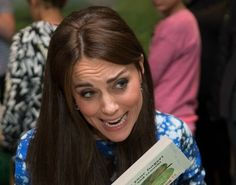 The Stir-16 of Kate Middleton's Funniest Facial Expressions (PHOTOS)