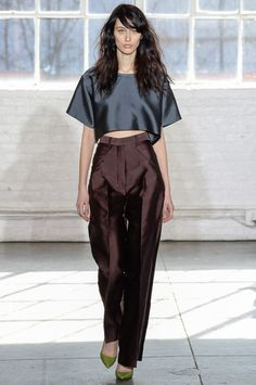 Duckie Brown Fall 2014 Ready-to-Wear Collection