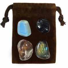 ENERGY KIT Crystal Healing Set - MEDITATION