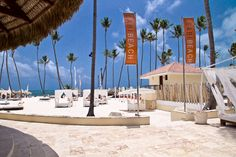 If, upon setting foot at Gabi Beach, you feel as if you've stepped into a design magazine, you're exactly right. The gorgeous beachfront property, run by the famed Spanish Melia hotel chain, has been featured in countless fashionable glossies. Original photos property of Punta Cana Lifestyle Real Estate.