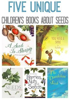 grade science books for homeschooling your own way Unique Children& Books about Seeds Preschool Books, Science Books, Teaching Science, Teaching Reading, Book Activities, Montessori Science, Preschool Science, Reading Lists, Teaching Kids