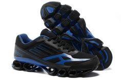Adidas Bounce Five-Star V5 Sort Mørkblå Herre