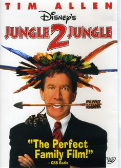 Jungle 2 Jungle   ALLEN/DAVIDOVICH/SHORT - JUNGLE 2 JUNGLE (DVD 2657100)
