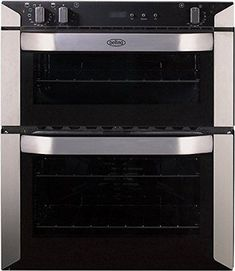 Top 10 latest electric under counter double ovens selected. Stylish steel fully built-under double oven electric appliances in white or black fan assisted. Under Counter Double Oven, Built Under Double Oven, Gas Double Oven, Built Under Ovens, Built In Grill, Stainless Steel Oven, Electric Oven, Oven Range