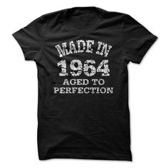 Made in 1964 age to perfection T Shirt, Hoodie, Sweatshirt
