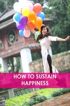 How to Sustain Happiness   http://freedom-junkies.com/how-to-sustain-happiness/  #freedomjunkies