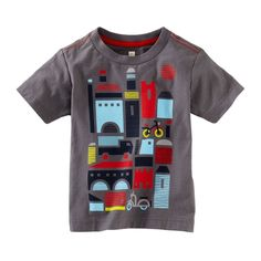 Streets of Marrakech Graphic Tee from Tea Collection on Catalog Spree