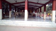 KANKALITALA MANDIR...located on the bank of kopai river and  at a distance of  9 Km from Bolpur... on the Bolpur-Labhpur road