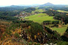 Českosaské Švýcarsko/Bohemian Switzerland