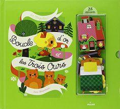 Amazon.fr - BOUCLE D OR ET LES TROIS OURS - Lucie Brunellière - Livres